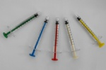 PC syringes